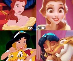 cartoon, film, and princess image