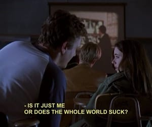 1999, freaks and geeks, and words image