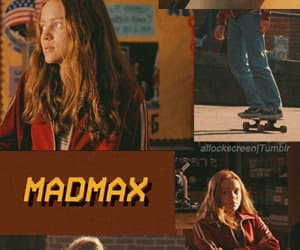mad max, sadie sink, and stranger things image