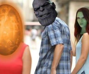 Avengers, Marvel, and gamora image