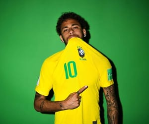 neymar and brasil image