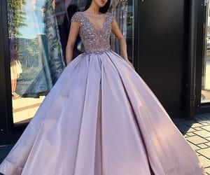 dress, fashion, and graduation image