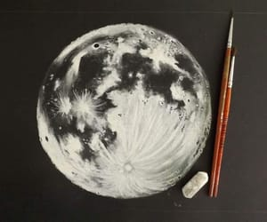 moon and art image