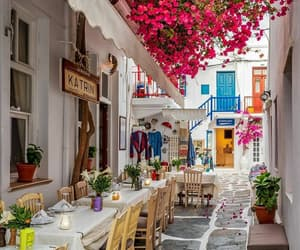Greece, mykonos, and travel image