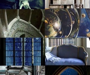 aesthetic, blue, and harry image