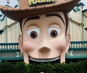 japan, woody, and toystory image