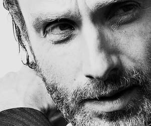 the walking dead, rick grimes, and andrew lincoln image