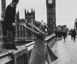 couple, london, and love image