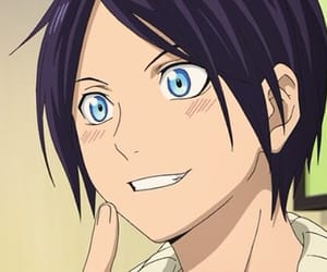 yato, noragami, and anime image
