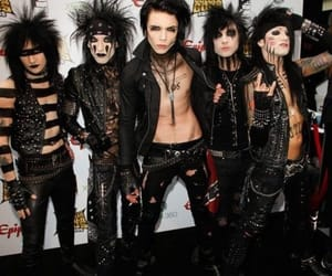 black veil brides, jinxx, and jake pitts image