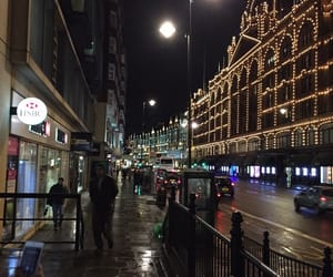 harrods, london, and luxury image