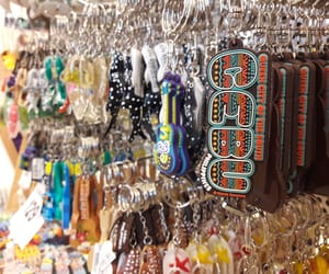 keychains, stuffs, and travel image