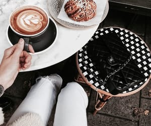 coffee, food, and fashion image