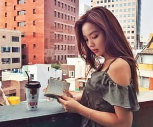 aesthetic, fashion, and korean fashion image
