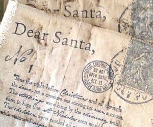 christmas, Letter, and santa image