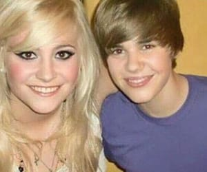 justin bieber, pixie lott, and throwbacks image