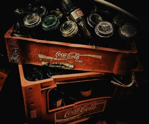 coca cola, OMG, and red image