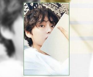 k-pop, kpop, and tae image