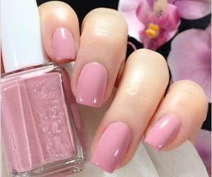 belleza, pink, and essie image
