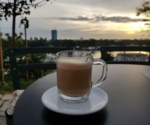 chill, coffe, and beograd image