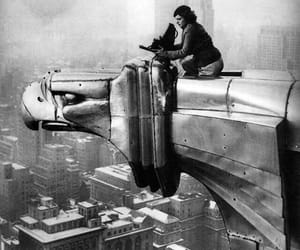 chrysler building, new york, and Powerful image