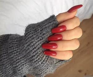 cosmetics, girly, and nail image