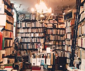 aesthetic, libros, and we heart it image