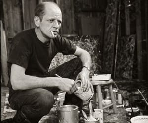 art, Jackson Pollock, and painting image