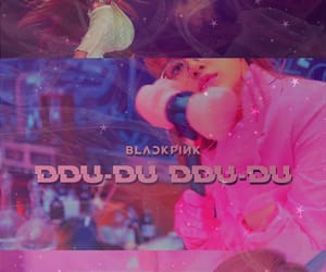 lisa, wallpaper, and blackpink image