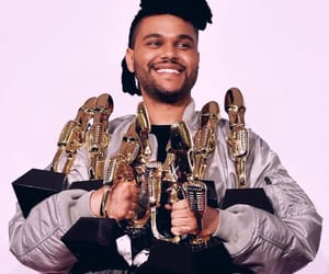 awards and the weeknd image