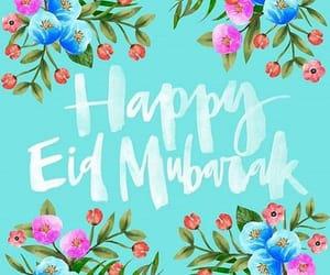 eid mubarak, muslim, and eid image
