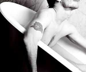 morgan, tattoo, and klaus image