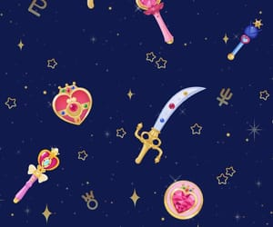 sailor moon and wallpaper image