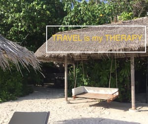 bali, beach, and therapy image