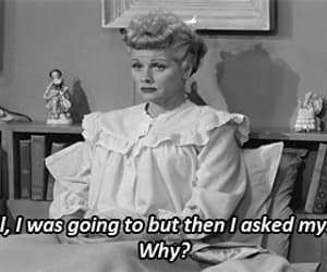gif, Lucille Ball, and I Love Lucy image