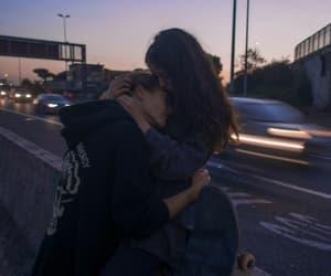 Image de couple, love, and boy