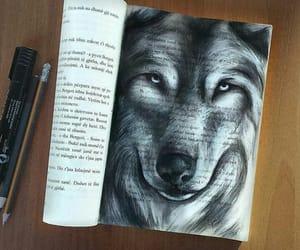 art, artist, and book art image
