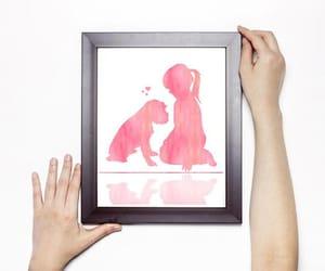 digital print, nursery wall decor, and etsy image
