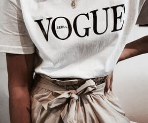 fashion, vogue, and girl image