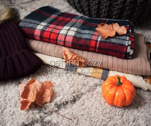 autumn, candles, and crisp image