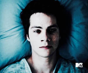 void stiles, teen wolf, and dylan obrien image