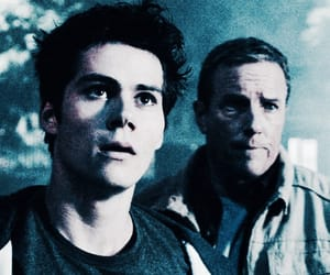 teen wolf, dylan obrien, and stiles stlinski image