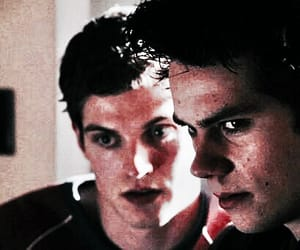 teen wolf, isaac, and stiles image