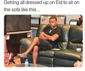 eid, funny, and meme image