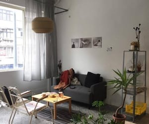 apartment, home, and decor image