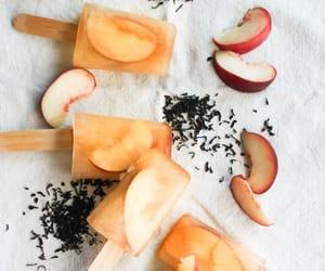 fruit, sweet, and ice cream image