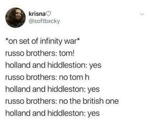 Avengers, Marvel, and twitter image
