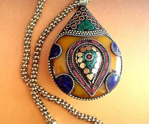 artisan, etsy, and artisan necklace image