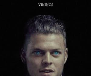 vikings, ivar the boneless, and alex hoe ghandersen image