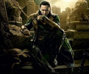 loki, tom hiddleston, and thor image